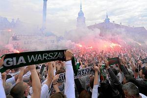 Legia szykuje wielką niespodziankę. Takiego świętowania mistrzostwa jeszcze nie było!