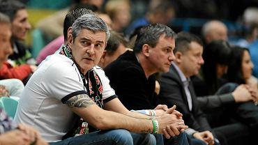 Maciej Zieliński (na pierwszym planie)