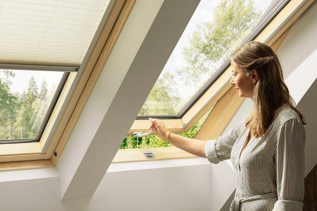 Wymiana okien dachowy poprawi estetykę w twoim domu!