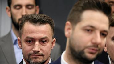 Piotr Guział może już otrzeć łzy. W wyborach nie wygrał, ale dostał posadę w państwowej spółki