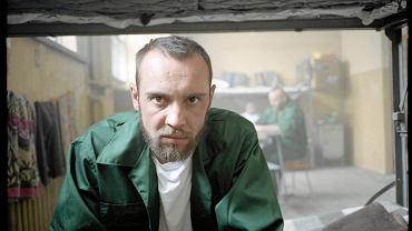 Marcin Kowalczyk w filmie' Jak zostałem gangsterem...'