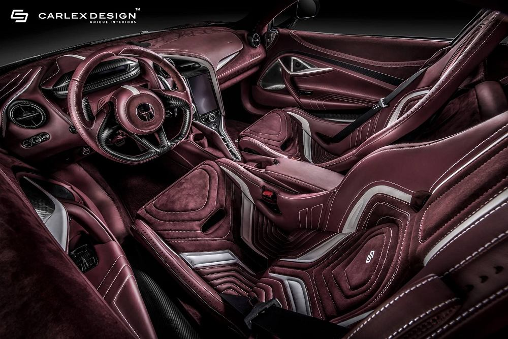 McLaren 720S od Carlex Design