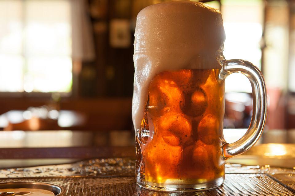 Czeskie piwo
