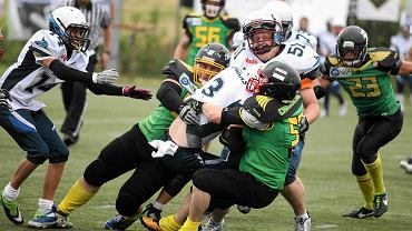 PLFA II - GreenDucks vs Warsaw Sharks B