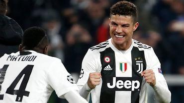 Cristiano Ronaldo skomentował swój występ z Atletico Madryt