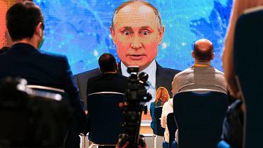 Władimir Putin ma własne plany związane z Białorusią.
