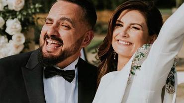Agustin Egurrola już po ślubie