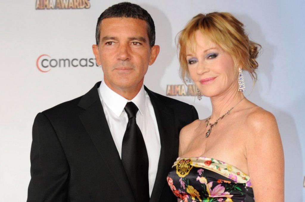 Antonio Banderas i Melanie Griffith