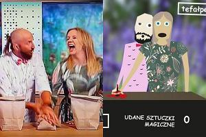 Pan Ząbek, Marzena Rogalska, Gra 'Gwóźdź programu'