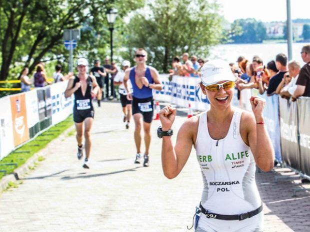 Magdalena Boczarska runners world