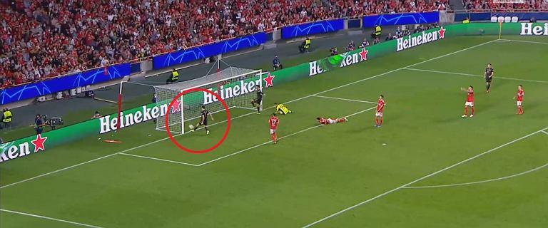 Tak Lewandowski zdobył gola w Lidze Mistrzów. Najłatwiej w karierze? [WIDEO]