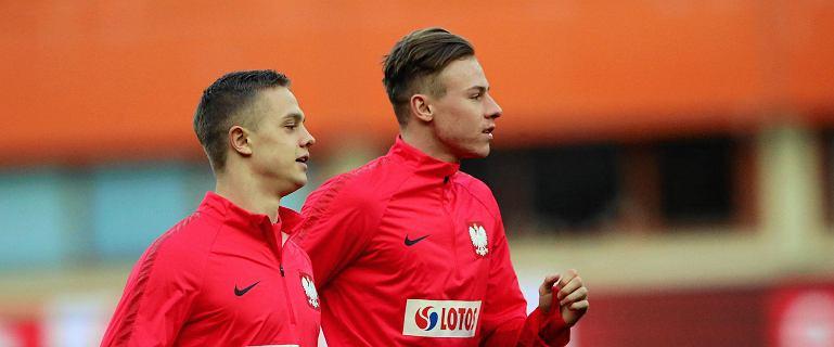 Reprezentacja U-21. Robert Gumny i Szymon Żurkowski dołączyli do kadry Czesława Michniewicza