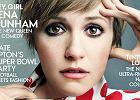 """Wielka afera o retusz i fałdki - Lena Dunham w """"Vogue"""""""