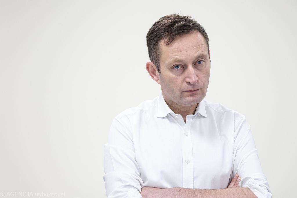 Paweł Rabiej wróci do warszawskiego ratusza? Decydująca rozmowa z Rafałem Trzaskowskim