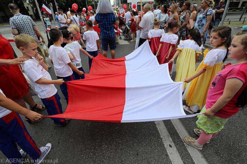 Wielka Parada Patriotyczna Ochocian