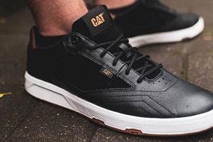 Od maszyn budowlanych do sportowych butów - obuwie marki Cat Footwear