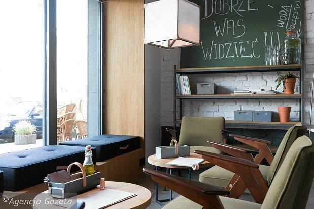 Zdjęcie numer 8 w galerii - Główna Osobowa to nowe miejsce w centrum Gdyni łączące restaurację z koktajl barem