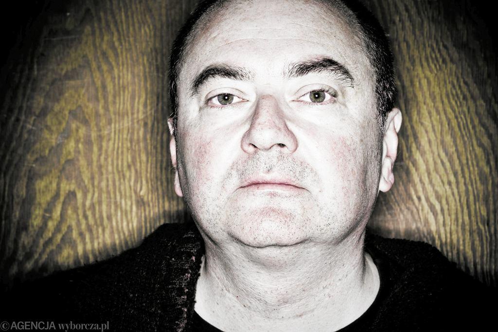 Piotr Ibrahim Kalwas (fot. Albert Zawada / Agencja Gazeta)