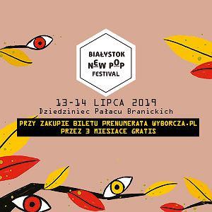Białystok New Pop Festival. Dzień 1