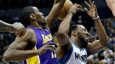 Los Angeles Lakers - Minnesota Timberwolves