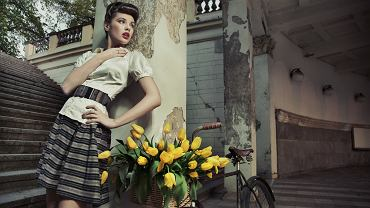 Moda w stylu retro
