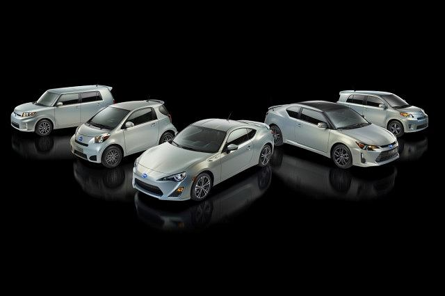 Scion 10 Series - rodzina