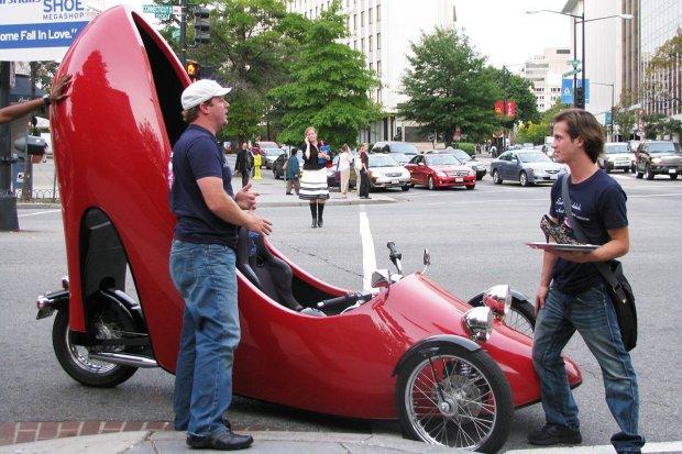 Dziwne przeróbki aut
