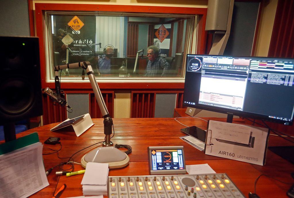 Stacja Klubradio