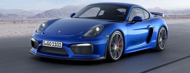 Porsche Cayman GT4 Clubsport | Dla amatorów wyścigów