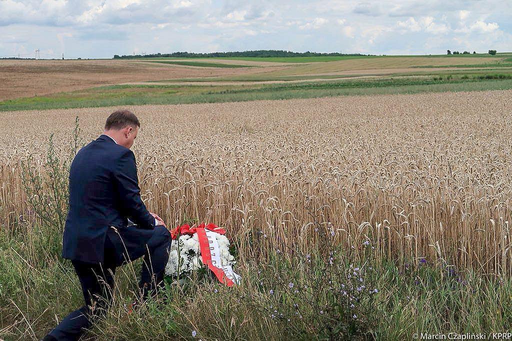 Andrzej Duda w rocznicę rzezi wołyńskiej