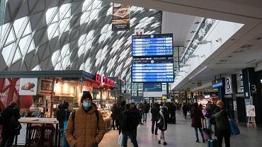 Dworzec kolejowy w Poznaniu