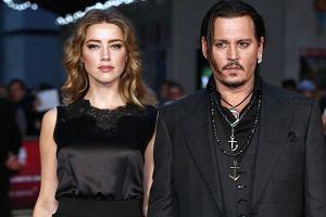 Johnny Depp przerobił tatuaż, który zrobił dla Amber Heard