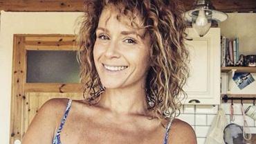 Monika Mrozowska w bikini