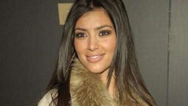 Kim Kardashian w 2007 roku