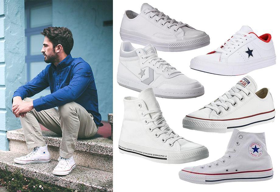 Męskie trampki Converse