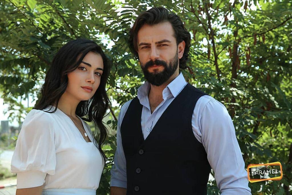 Reyhan i Emir, bohaterowie serialu 'Przysięga'