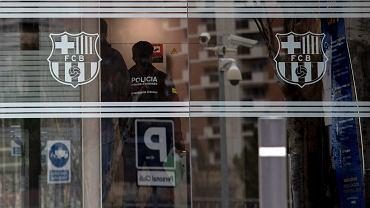 Spain Soccer Police Operation