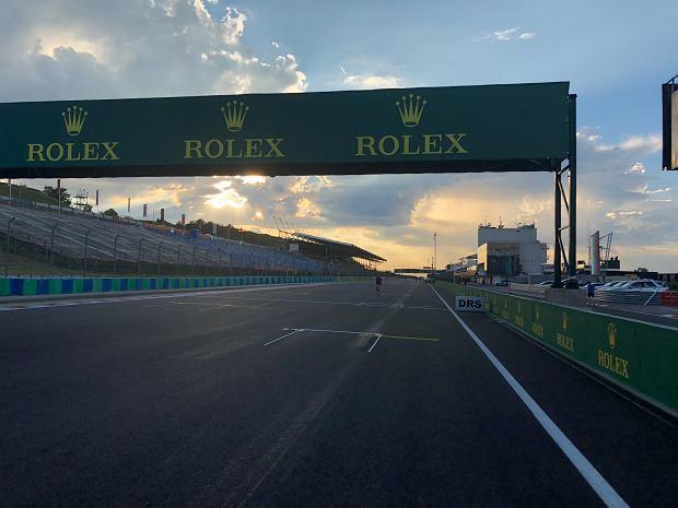 Hungaroring przed GP Węgier