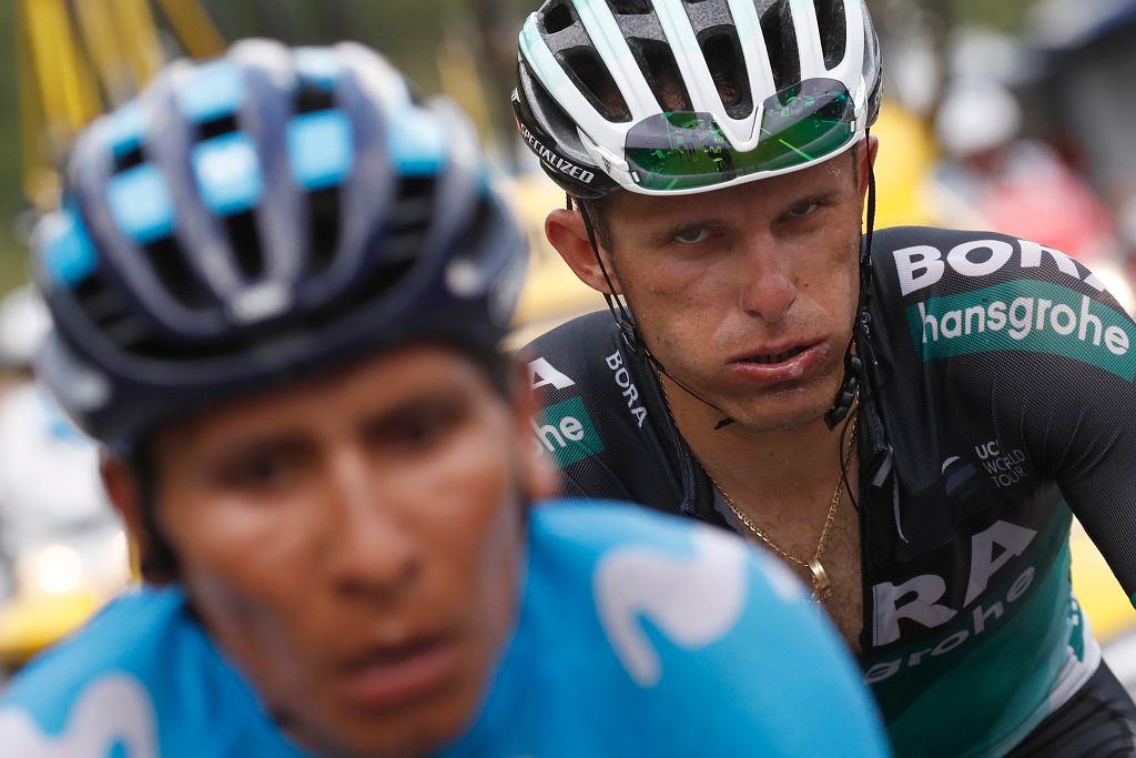 Rafał Majka podczas Tour de France