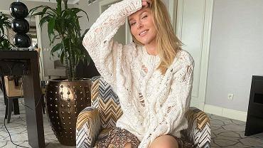 Paulina Sykut-Jeżyna ma figurę jak marzenie