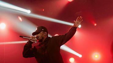 21.08.2015. Kendrick Lamar na Kraków Live Festival.
