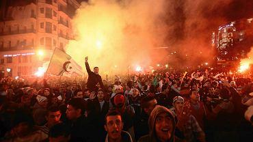Na ulicach Algieru nie było bezpiecznie