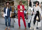 Raport z modnej ulicy: Nowy Jork w garniturze