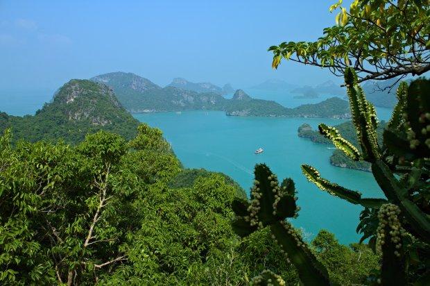 Wyspa Ko Samui