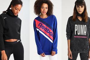 Puma, Nike i Reebok - bluzy tych marek koniecznie muszą znaleźć się w twojej szafie
