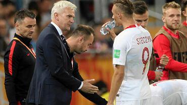 Jacek Magiera, selekcjoner reprezentacji Polski U-20