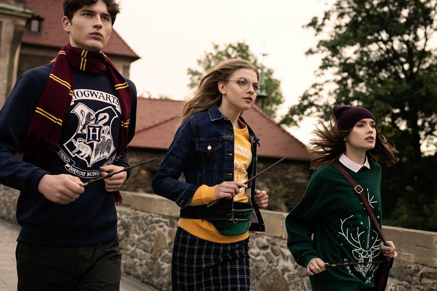 House x Harry Potter