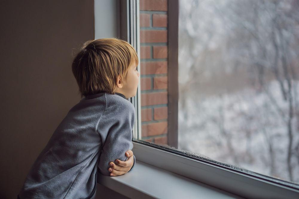 Czy twoje dziecko może zostać samo w domu?