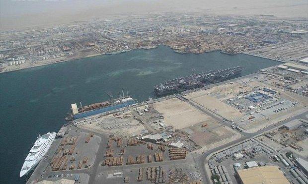 Jacht Dubai