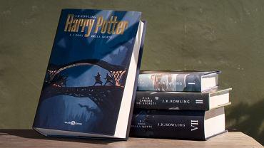 Nowe wydanie Harrego Pottera we Włoszech